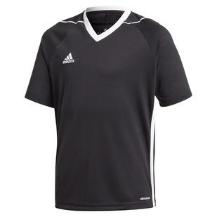 Tiro 17 Jr - T-shirt d'entraînement de soccer pour junior