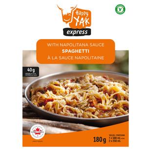 Spaghetti sauce napolitaine - Nourriture déshydratée