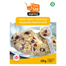 Merry Berry Couscous - Dehydrated Food