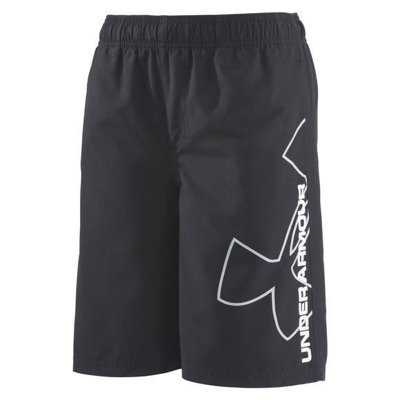 Blast Side Volley - Boys' Board Shorts