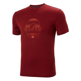 Skog Graphic - T-shirt pour homme