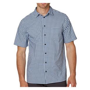 Fjord QD - Men's Short-Sleeved Shirt
