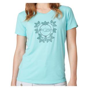 Skog Graphic - T-shirt pour femme