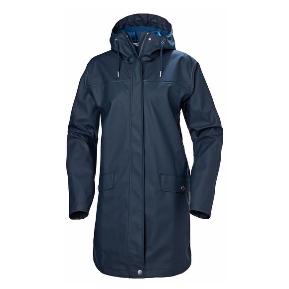 8662b617 HELLY HANSEN Moss - Women's Rain Jacket   Sports Experts