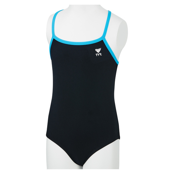 DiamondFit Jr - Girls' One-Piece Swimsuit