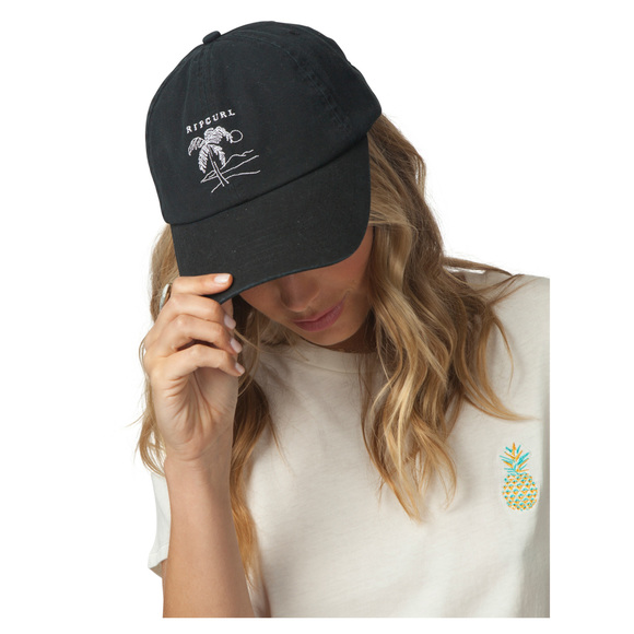 04ab720fd0674 RIP CURL Island Punch - Women s Adjustable Cap