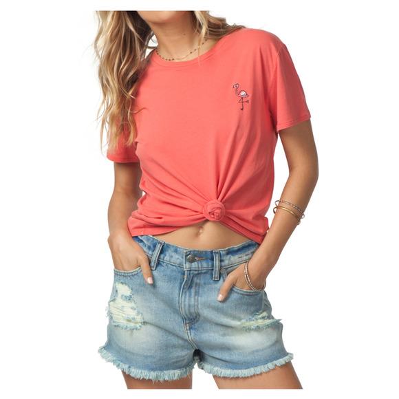 Beach Stitch Boy - Women's T-Shirt
