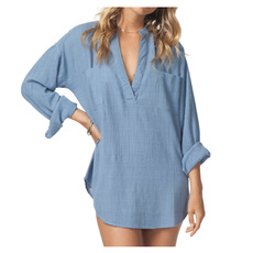 Koa Beach - Women's Long-Sleeved Shirt