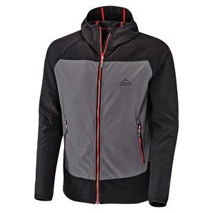 Topa - Men's Hooded Softshell Jacket