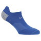 Elite No Show - Women's Running Cushioned Ankle Socks - 0