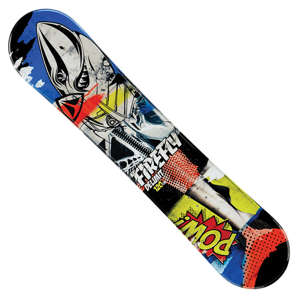 Delimit JR - Junior Directional Freeride snowboard
