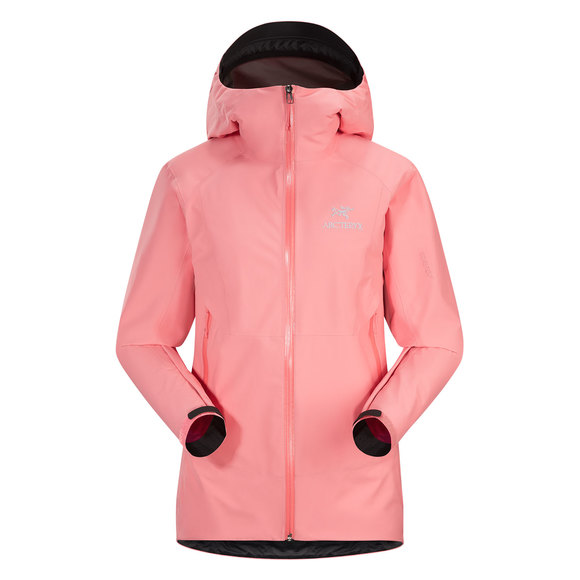Beta SL - Women's Hooded Waterproof Jacket