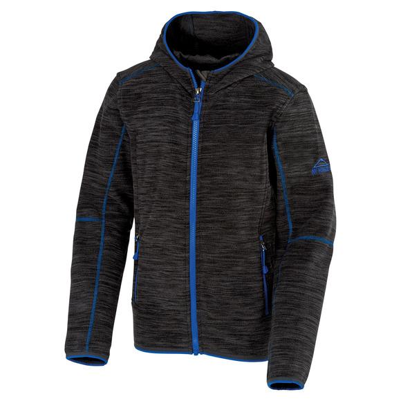 Choco II Jr - Blouson en laine polaire pour garçon