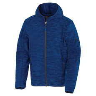 Choco II Jr - Boys' Hooded Fleece Jacket
