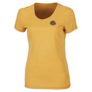 White Wash - T-shirt de plage pour femme