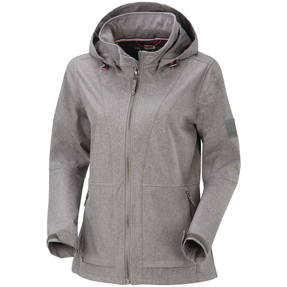 Bond - Women's Hooded Softshell Jacket