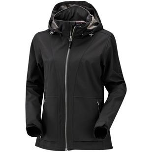 Bond - Manteau softshell à capuchon pour femme