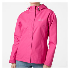 Seven J - Women's Hooded Rain Jacket