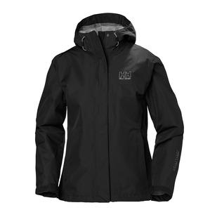 Seven J - Women's Hooded Rain Jacket