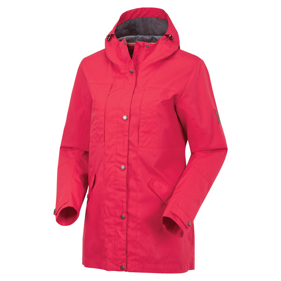 Cheryl - Women's Hooded Jacket