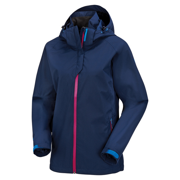 Dillon - Women's Hooded Rain Jacket