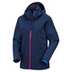Dillon - Women's Hooded Rain Jacket  - 0