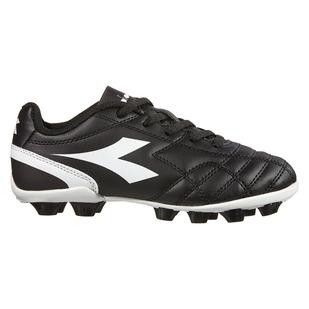 Tiro Jr - Chaussures de soccer extérieur pour junior