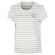 Striped Layla - Women's T-Shirt - 0