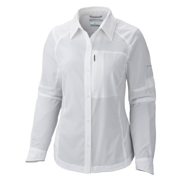 Silver Ridge - Women's Long-sleeved Shirt
