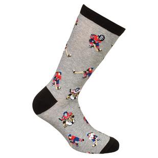 Bare Head - Adult Socks