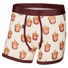 Nuts - Men's Fitted Boxer Shorts
