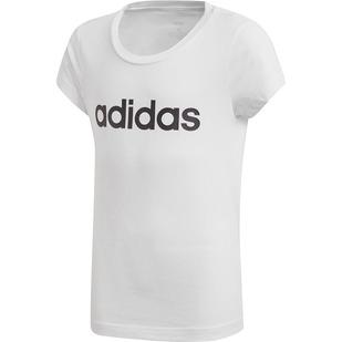 Essentials Linear - T-shirt pour fille