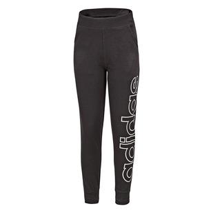 Linear Jogger - Girls' Fleece Pants