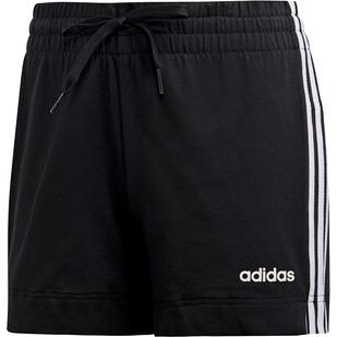 Essentials 3-Stripes - Women's Shorts
