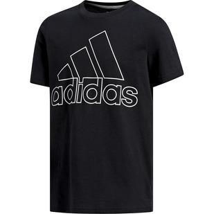 Performance Logo - Boys' Athletic T-Shirt