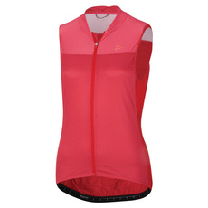 Hale Glow - Women's Sleeveless Cycling Jersey