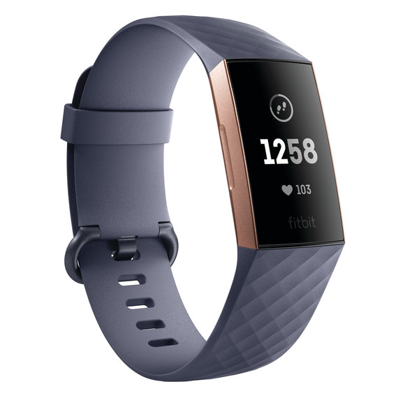 Charge 3 - Activity Tracker with Wrist-based Heart Rate Sensor