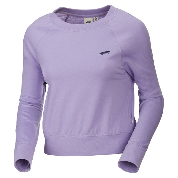 Circle Orb - Women's Fleece Sweatshirt