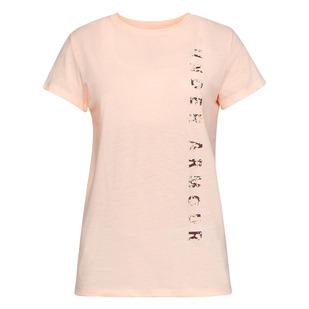 Vertical wordmark Graphic Classic - Women's T-Shirt