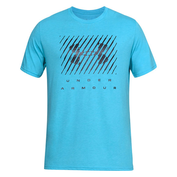 Branded Big Logo - Men's T-Shirt