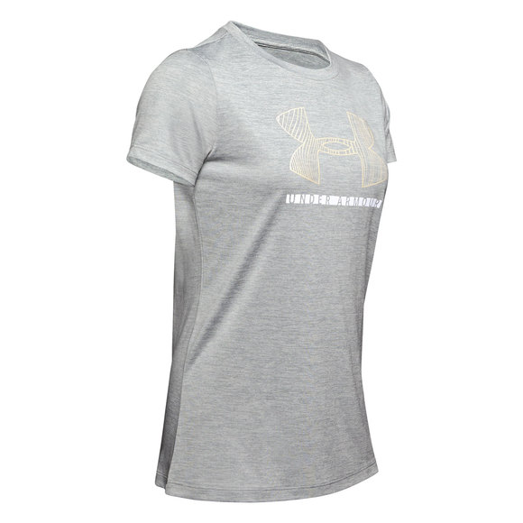 UA Tech Twist - T-shirt pour femme