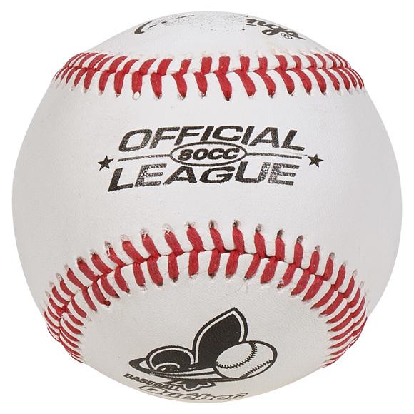80CC (9 po) - Balle de baseball officielle
