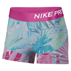 Pro - Women's Fitted Shorts