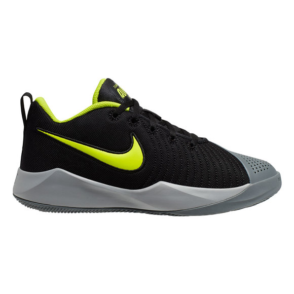 Team Hustle Quick 2 (GS) - Junior Basketball Shoes