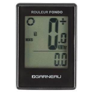 Rouleur Fondo - 12-function wireless cyclometer