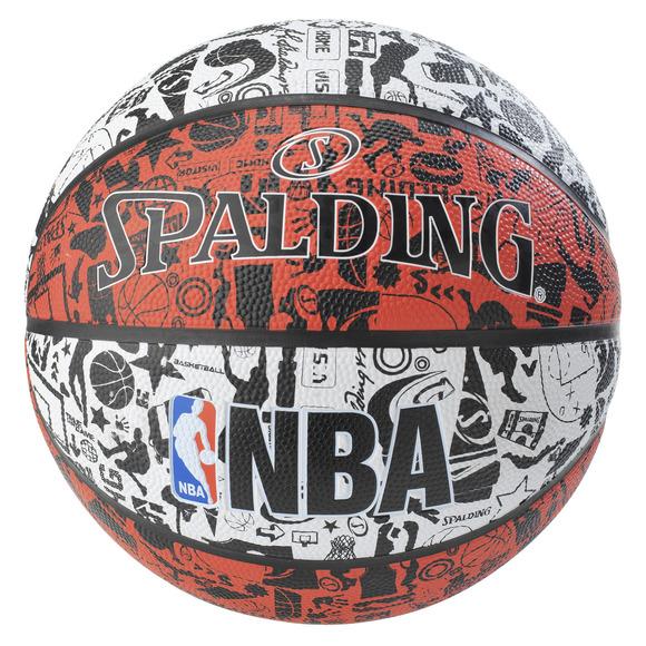 NBA Graffiti - Basketball