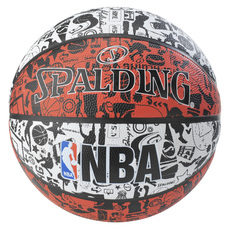 NBA Graffiti - Ballon de basketball