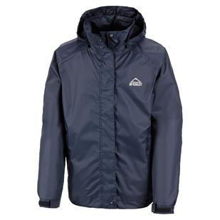 Castellic Jr - Manteau de pluie à capuchon pour junior