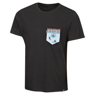 Bare Head - Men's T-Shirt