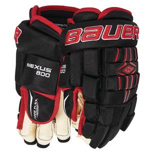 Nexus 800 RT Jr - Junior Hockey Gloves